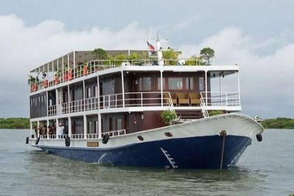 Saigon - Siem Reap by Toum Tiou Cruise