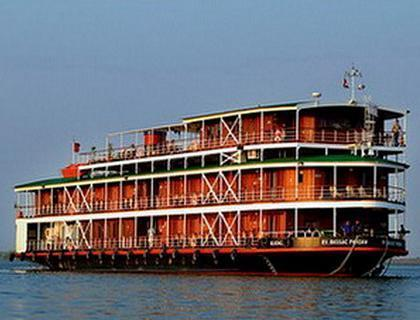 Saigon - Siem Reap by RV Pandaw Cruise